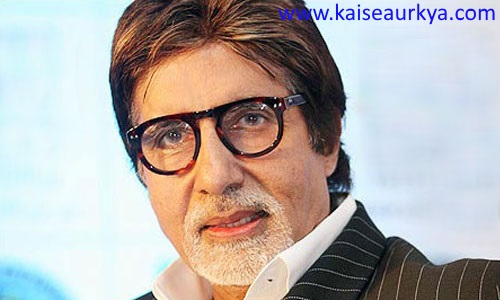 Short Essay On Amitabh Bachchan In Hindi