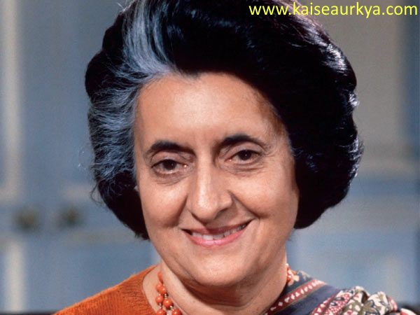 Essay On Indira Gandhi In Hindi