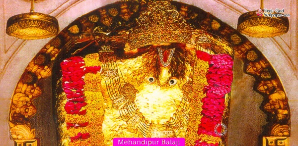 mehandipur balaji temple mandir history in hindi