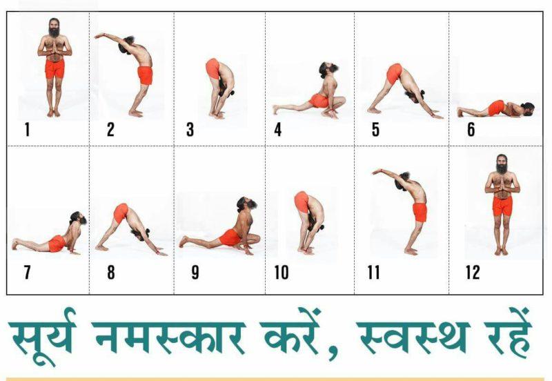 surya namsakar for height increase tips in hindi