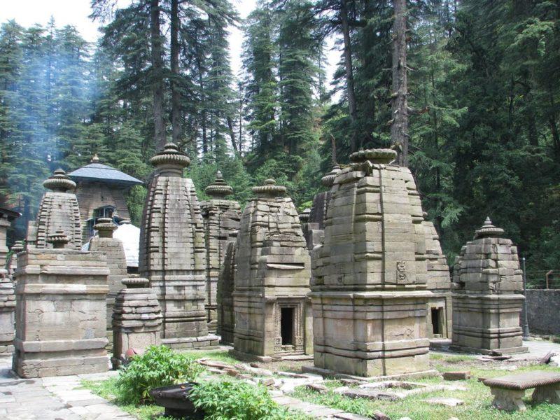 Jageshwar Dham Mandir History In Hindi
