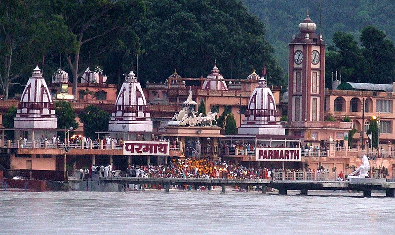 Rishikesh Laxman Ram Jhula Travel In Hindi