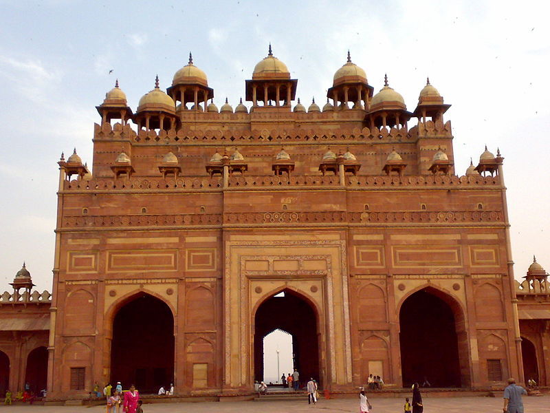 Fatehpur Sikri History In Hindi