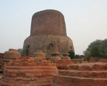 Sarnath Varanasi Mandir History In Hindi