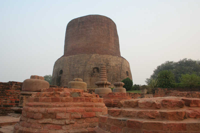 Sarnath Varanasi Mandir History In Hindi