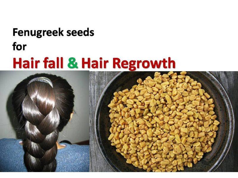hair groth k liye methi hai faydemand