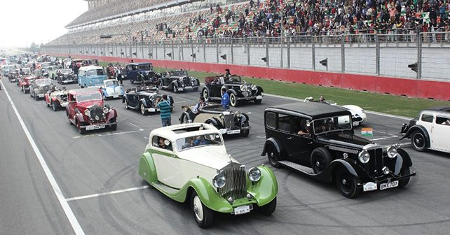 मोटरकार रैली का खेल Motorcar Rally Game in India in Hindi Language