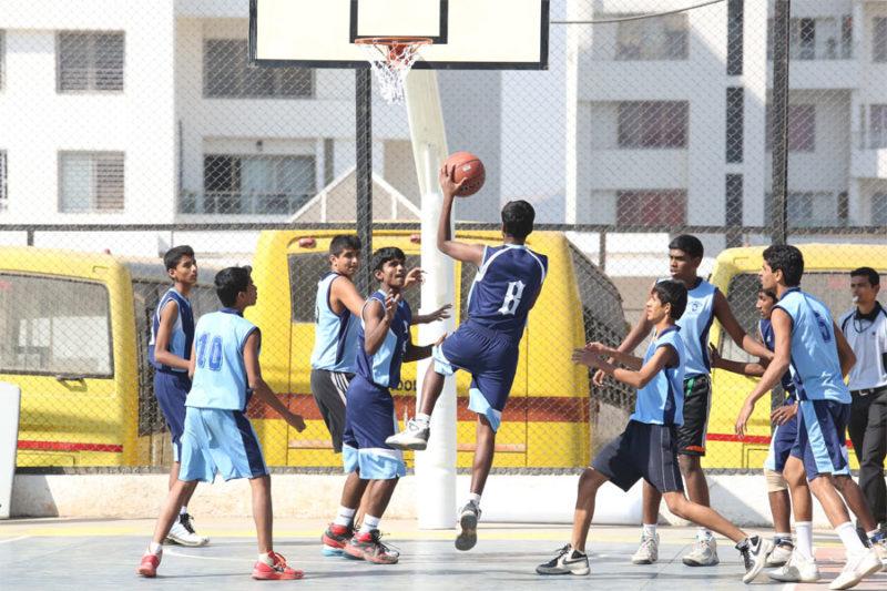 Basketball Game In Hindi