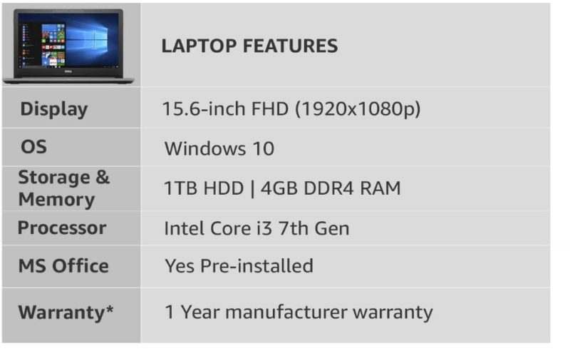 dell laptop under 30000 in hindi