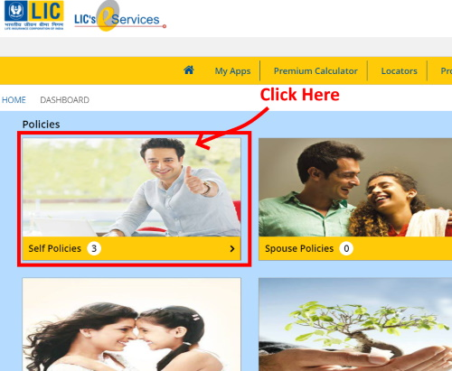lic policy online